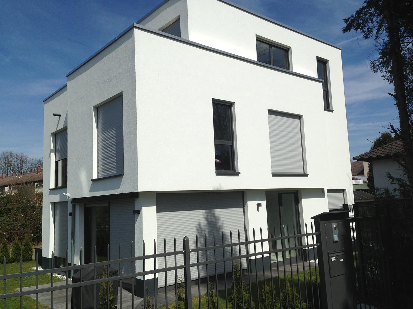 Freistehende Stadtvilla in Preungesheim