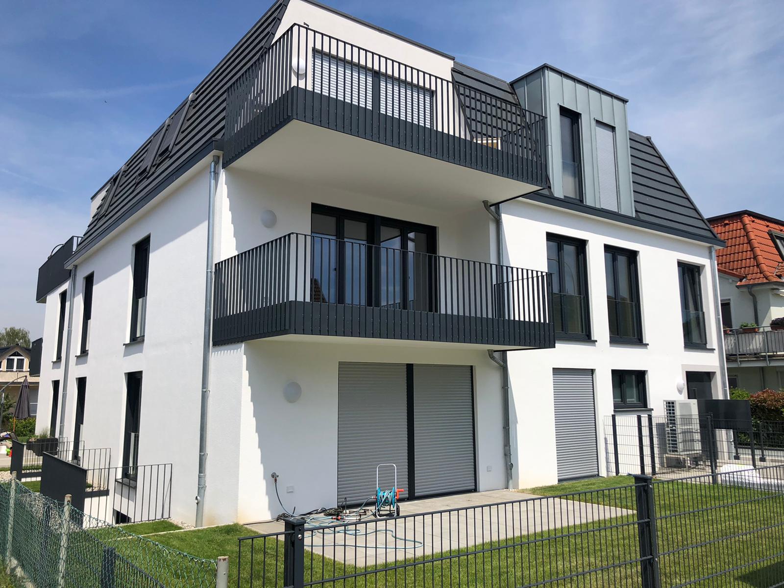 Mehrfamilienhaus in Bad Vilbel