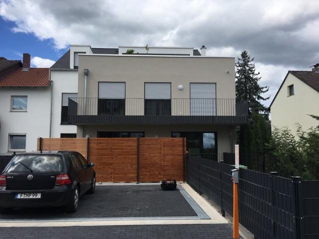 Mehrfamilienhaus in Frankfurt